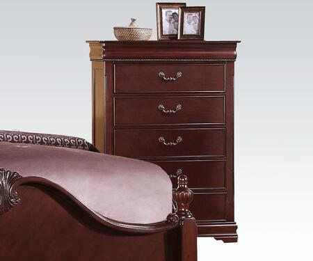 Acme Furniture 21866 Gwyneth Series Wood Chest