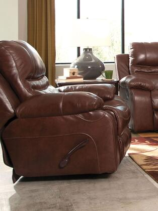 Catnapper 42406128319308319 Patton Series Leather Metal Frame  Recliners