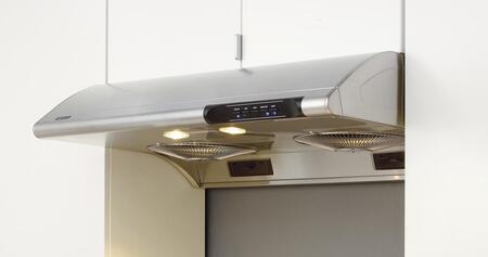 Installed Under Cabinet