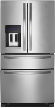 Whirlpool Wrx735sdbm 36 Stainless Collection 25 Cu Ft