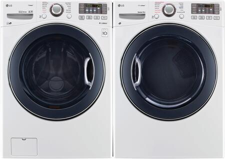 LG 719029 Washer and Dryer Combos