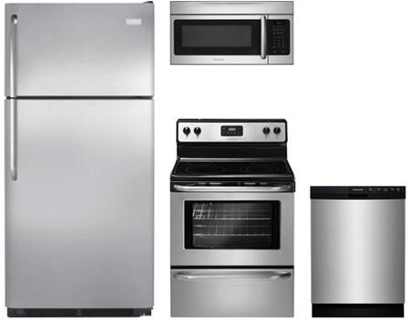 Frigidaire 742426 Kitchen Appliance Packages