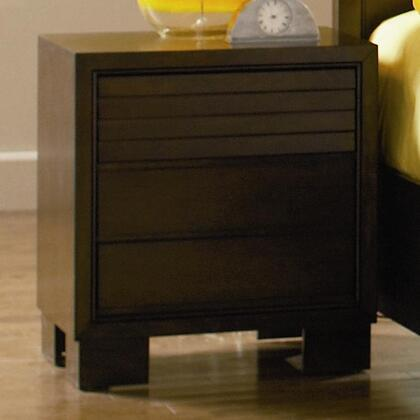 Coaster 201722 Audrey Series  Wood Night Stand