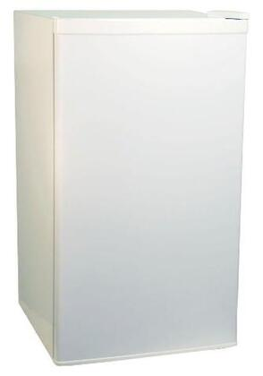 Haier HNSE032  Freestanding Compact Refrigerator with 3.2 cu. ft. Capacity,  Field Reversible Doors
