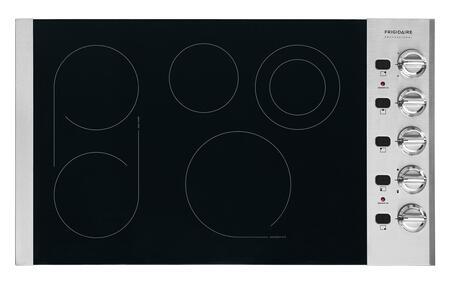 Frigidaire Professional FPEC3685KS Professional Series Electric Cooktop