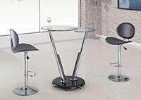 Global Furniture USA A005BT240BSBL Bar Tables