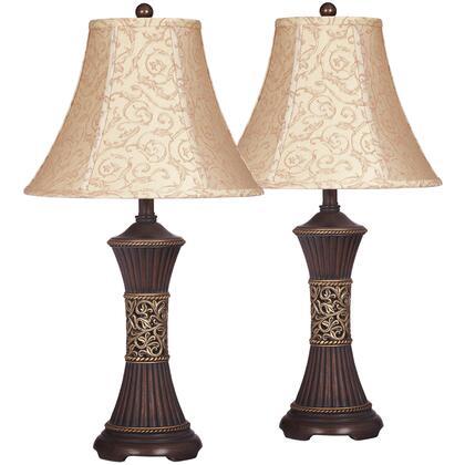 Mariana Bronze Lamp