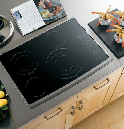GE Profile PP945BMBB Profile Series Electric Cooktop |Appliances Connection