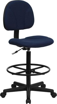 """Flash Furniture BT659NVYGG 20"""" Contemporary Office Chair"""