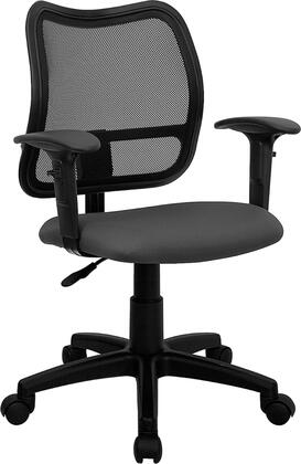 "Flash Furniture WLA277GYAGG 22"" Contemporary Office Chair"