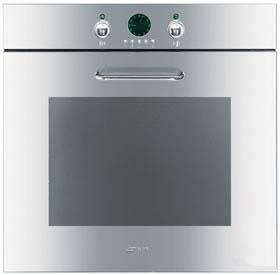Smeg SCP171XU Single Wall Oven, in Stainless Steel