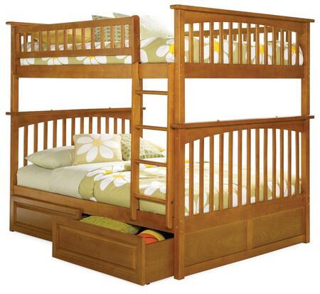 Atlantic Furniture AB55527  Bunk Bed