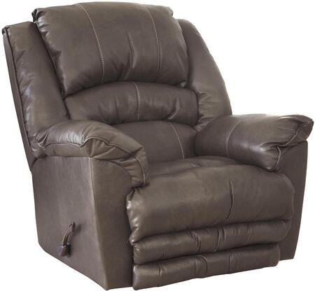 Catnapper 47452122328302328 Filmore Series Bonded Leather Metal Frame  Recliners
