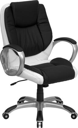 """Flash Furniture CHCX0217MGG 28"""" Contemporary Office Chair"""