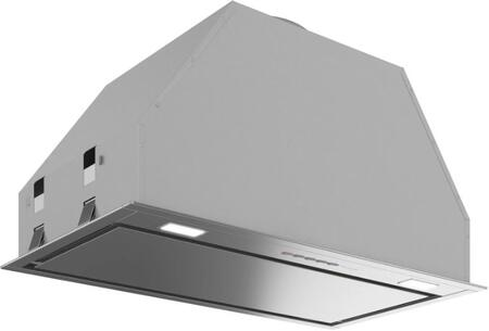 "Futuro Futuro WLxINSERT X"" Insert-Liner Series Range Hood offers 940CFM, 4-Speed Electronic Controls, Delayed Shut-Off, Filter Cleaning Reminder, and in Stainless Steel"