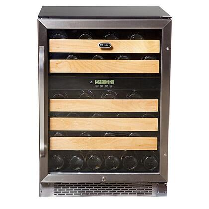 "Whynter BWR461DZ 23.5"" Built-In Wine Cooler"