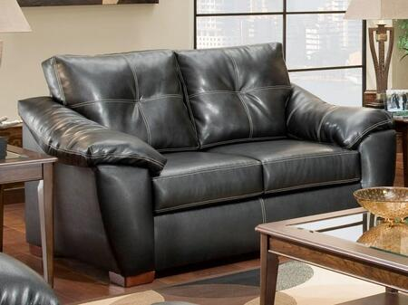 Chelsea Home Furniture 181252-411X Essex Loveseat with Medium Cushion Firmness