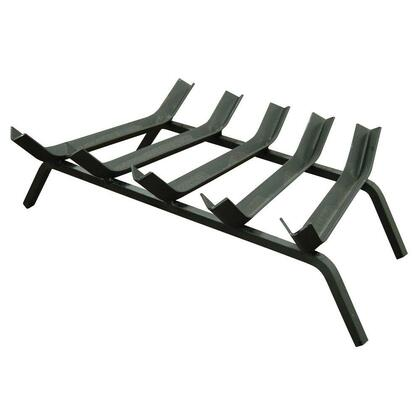 Picture of 85235 23 Wide Bar V Grates with 5 Bars  Deep 1 V Grooves and Solid 12 Square Bar Steel Construction in