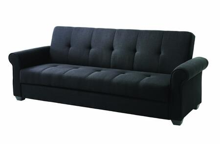 Glory Furniture G162S Buxton Series Convertible Fabric Sofa
