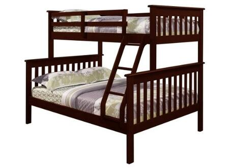 Donco 1223E  Full Size Bunk Bed