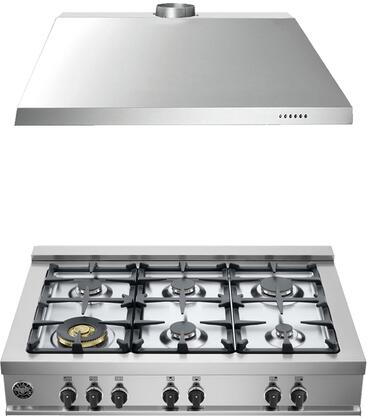 Bertazzoni 708095 Master Kitchen Appliance Packages