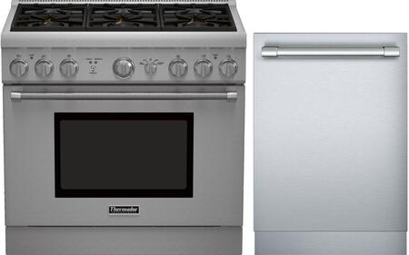 Thermador 694875 Professional Kitchen Appliance Packages
