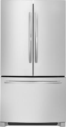 "Frigidaire FDBx2250SS 36"" French Door Refrigerator with"