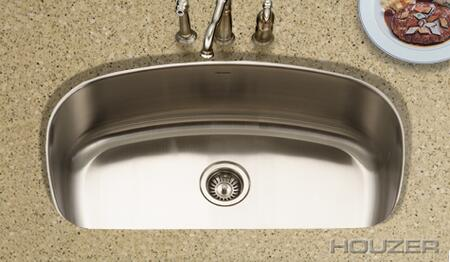 Houzer MB3300 Kitchen Sink