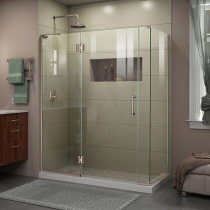 DreamLine Unidoor X Shower Enclosure 24HP 30D 6IP 30RP 04