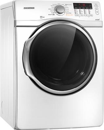 """Samsung Appliance DV431AEW 27"""" Electric  Electric Dryer with  Steam Cycle