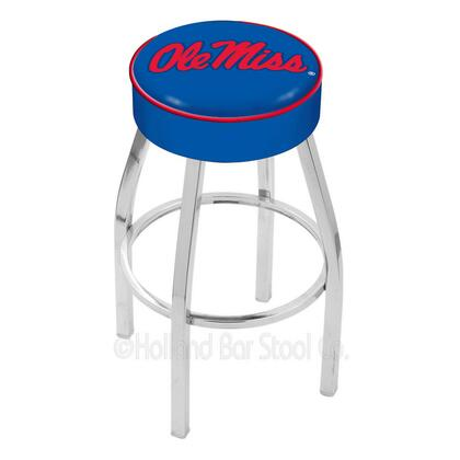 Holland Bar Stool L8C125MSSPPU Residential Vinyl Upholstered Bar Stool