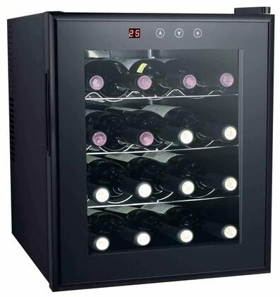 "Sunpentown WC1685H 16 1/2"" Freestanding Wine Cooler"