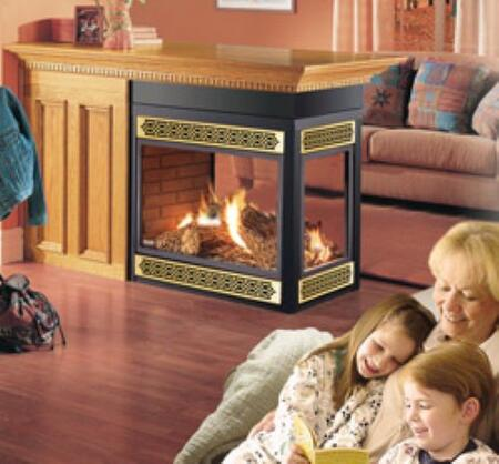 Napoleon GVF40P3  Vent Free Natural Gas Fireplace