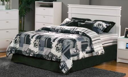 Sandberg 337D Madison Avenue Series  Full Size Panel Bed