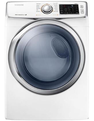 Samsung Appliance DV42H5400GW  7.5 cu. ft. Gas Dryer, in White