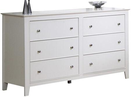 Coaster 400233 Selena Series Wood Dresser