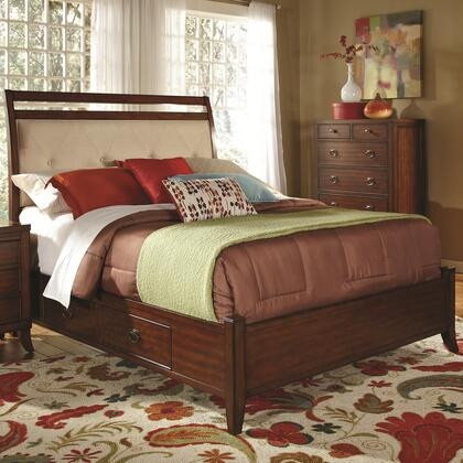 Coaster 203031KE Ortiz Series  King Size Platform Bed
