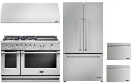 DCS 719191 Professional Kitchen Appliance Packages