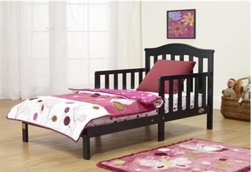 Orbelle 408BK  Toddler Bed