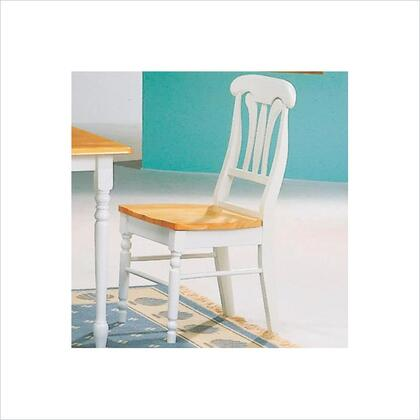 Coaster 4222 Damen Series Casual Wood Frame Dining Room Chair