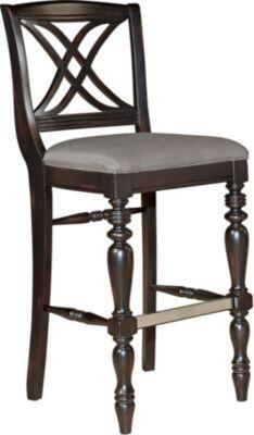 Broyhill 4026593 Mirren Pointe Series Residential Fabric Upholstered Bar Stool