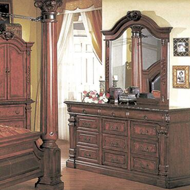 Yuan Tai 9607DR Sophie Series  Dresser