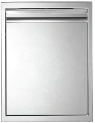 """Twin Eagles TEAD18-C 18"""" Single Access Doors with Soft Closing Hinges, One Piece Mounting Frame, Flush Handle and Welded Corners, in Stainless Steel Construction"""