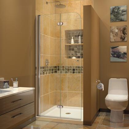 AquaFold Shower Door 01