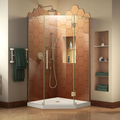 Prism Plus Shower Enclosure RS18 22P 23D 22P 04 B E