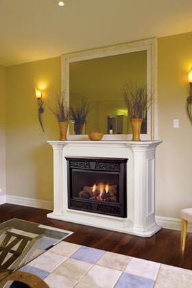 Majestic CFX24PVU  Vent Free Liquid Propane Fireplace