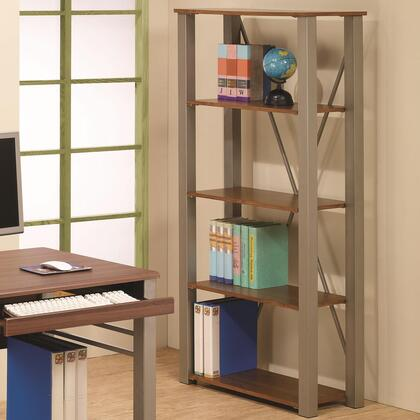 Coaster 801043Carmen Series  4 Shelves Bookcase
