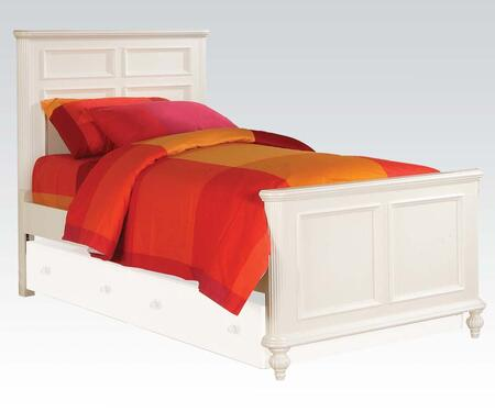 Acme Furniture 30000F Athena Series  Full Size Panel Bed