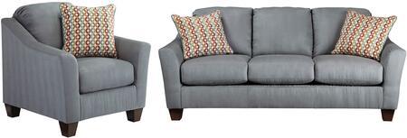 Signature Design by Ashley 95802SC Hannin Living Room Sets
