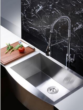Ruvati RVC2616  Sink